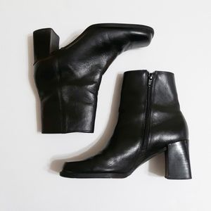 Square toe Westies by Nine West sz 7.5 M